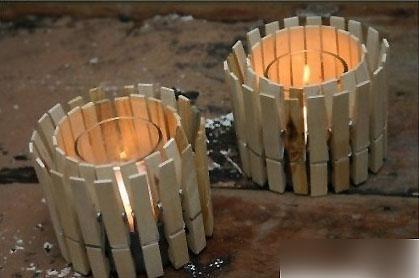 废饮料瓶手工制作灯具